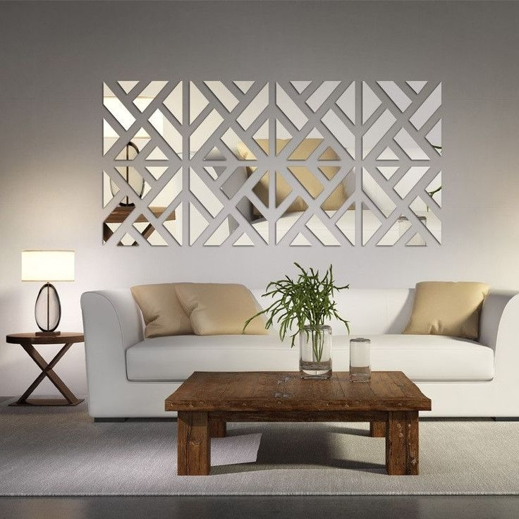 Living Room Interesting Wall Decor For Living Room Wall Accents Inside Decorative Wall Art (Image 8 of 10)