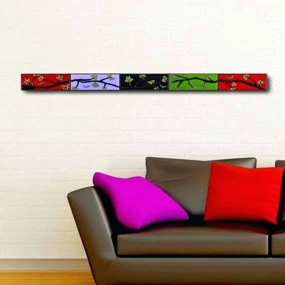 Long Narrow Horizontal Wall Art Long Narrow Wall Art Awesome Tree For Horizontal Wall Art (Photo 5 of 10)