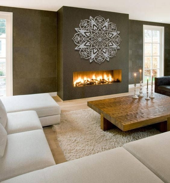Featured Image of Large Metal Wall Art