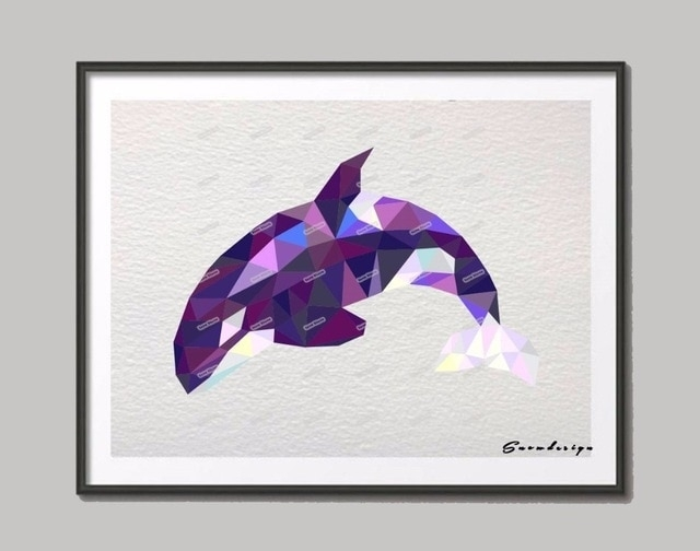 Featured Image of Whale Canvas Wall Art