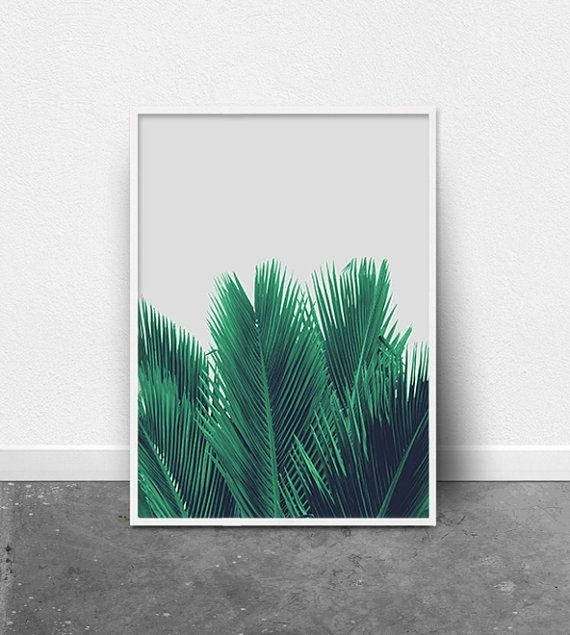 Luxury Tropical Wall Art – Wall Decoration Ideas Pertaining To Tropical Wall Art (Image 2 of 10)