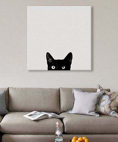 Make Your Own Canvas Archives – Makecanvasprints Inside Cat Canvas Wall Art (Image 7 of 10)
