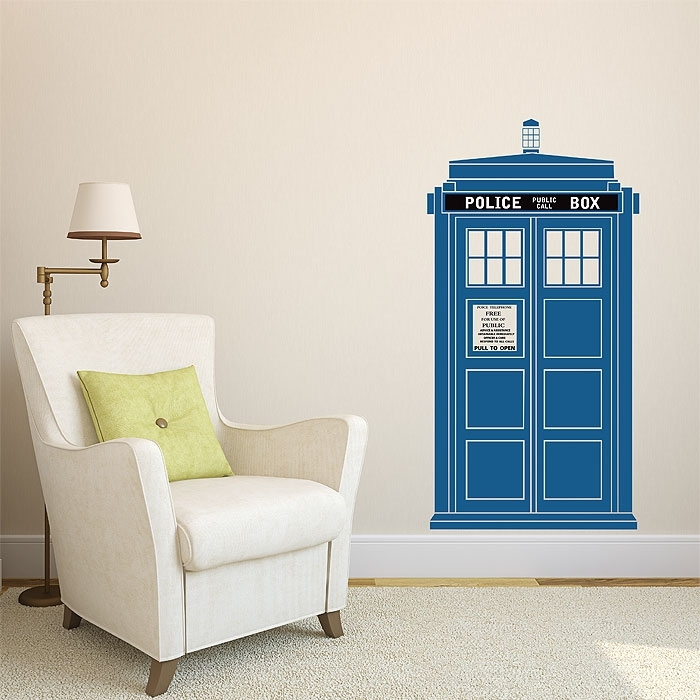 Marvellous Design Doctor Who Wall Art Modern House Tardis Color In Doctor Who Wall Art (Image 7 of 10)