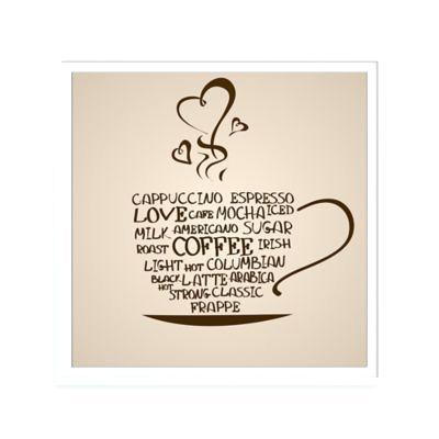 Metal Coffee Wall Art Fashionable Inspiration Coffee Wall Art Canvas Regarding Coffee Wall Art (Image 9 of 10)