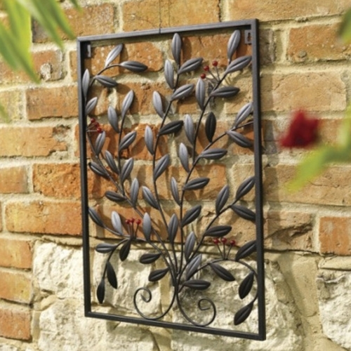 Metal Ga Ideal Outdoor Metal Wall Art – Wall Decoration And Wall Art Pertaining To Outdoor Metal Wall Art (Image 6 of 10)