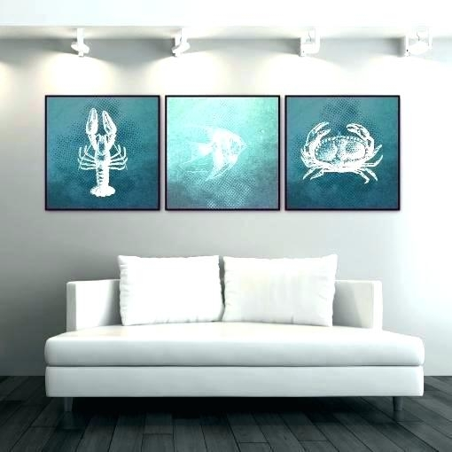 Metal Sea Life Wall Art Sea Life Wall Decor Large Metal Sea Life With Sea Life Wall Art (View 2 of 10)