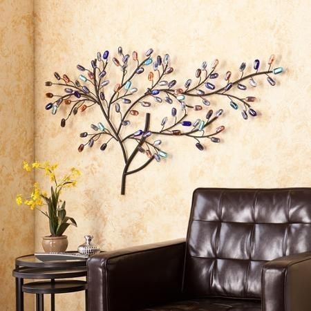 Metal Tree Wall Fabulous Wall Art Walmart – Wall Decoration Ideas Inside Wall Art At Walmart (Photo 3 of 10)
