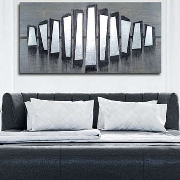 Metal Wall Art Wood Wall Art Modern Wall From Lauraashleywoodart With Modern Wall Art (View 4 of 10)