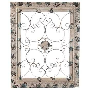 Metal Wall Decor With Floral Center | Signs | Pinterest | Metal In Hobby Lobby Metal Wall Art (View 6 of 10)