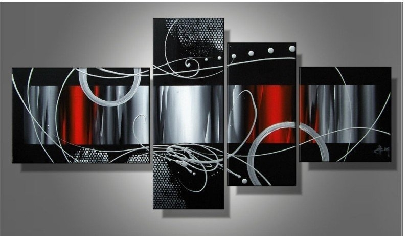 Modern Art Prints Framed | Ihsanudin For Modern Framed Wall Art Canvas (Image 6 of 10)