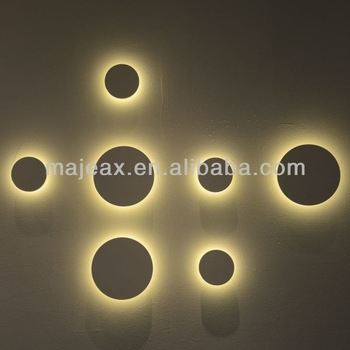 Modern Ce,rohs,ul Approved Led Wall Art Lighting – Buy Led Wall Art With Regard To Led Wall Art (Image 8 of 10)