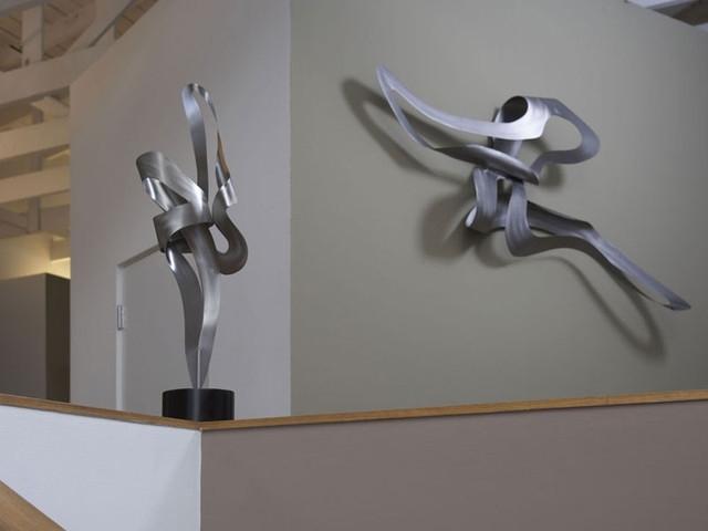 Modern Metal Wall Art Decor Designs Contemporary – Home Design Ideas Inside Modern Metal Wall Art (Image 3 of 10)