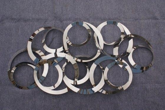 Modern Metal Wall Art Sculpture,wall Decoration Sculpture(Id:7585352 In Metal Wall Art Sculptures (View 9 of 10)