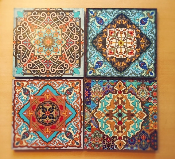 Moroccan Wall Art Lovely Moroccan Wall Art – Wall Decoration Ideas Inside Moroccan Wall Art (Image 8 of 10)