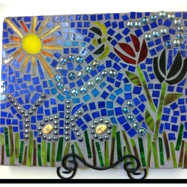 Mosaic Wall Art Mosaic Wall Art Entrancing Of Mosaic Wall Art Luxury For Mosaic Wall Art (Image 6 of 10)