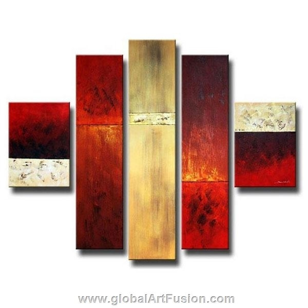 Multi Piece Wall Art – Cheap Canvas Wall Art Sets – 50 85% Off Pertaining To Multi Piece Wall Art (Image 7 of 10)