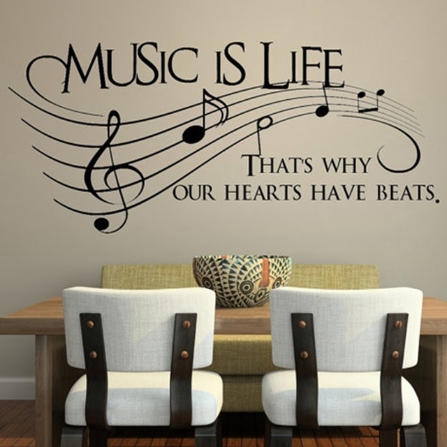 Featured Image of Music Wall Art