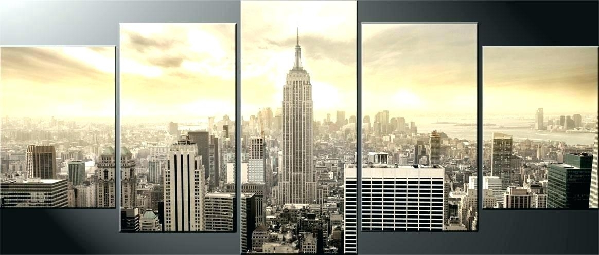 New York Wall Art New City Wall Art Ideas Of New Canvas Wall Art Pertaining To New York Canvas Wall Art (Image 10 of 10)