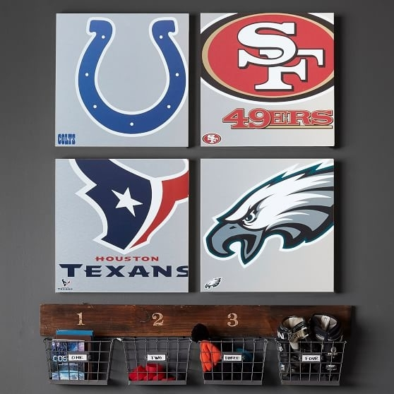 Nfl Wall Art – Mycraftingbox With Nfl Wall Art (Photo 8 of 10)