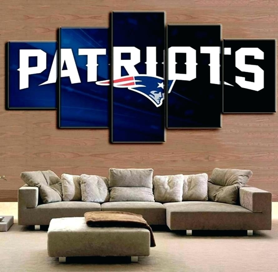 Nfl Wall Art – Positiveproperty (View 9 of 10)