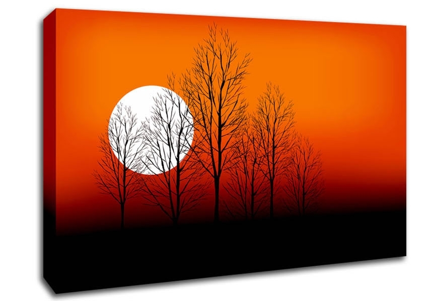 Orange Wall Art And Wall Decor | Wallartdirect.co (View 2 of 10)