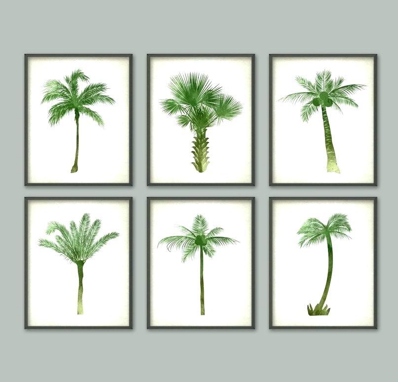Palm Tree Wall Decor – Rebolt.co With Regard To Palm Tree Wall Art (Photo 10 of 10)