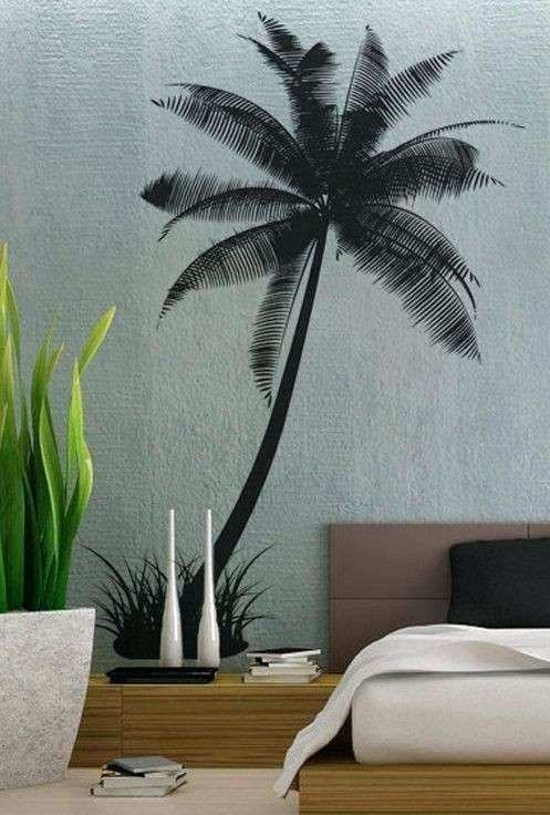 Palm Tree Wall Decoration Palm Trees Wall Decor Elegant Palm Tree 2 With Palm Tree Wall Art (Image 7 of 10)