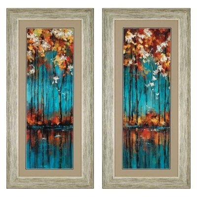 Paragon The Mirror Framed Wall Art – Set Of 2 – 3142 | Wall Art Sets For Set Of 2 Framed Wall Art (Photo 7 of 10)