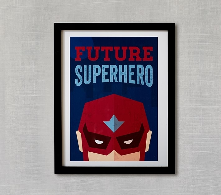 Peachy Design Ideas Superhero Wall Art – Ishlepark Throughout Superhero Wall Art (Image 4 of 10)