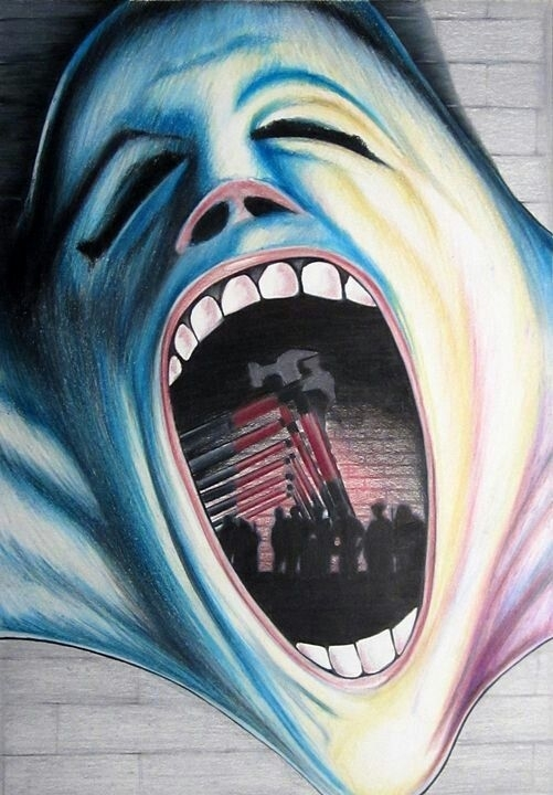 Featured Image of Pink Floyd The Wall Art