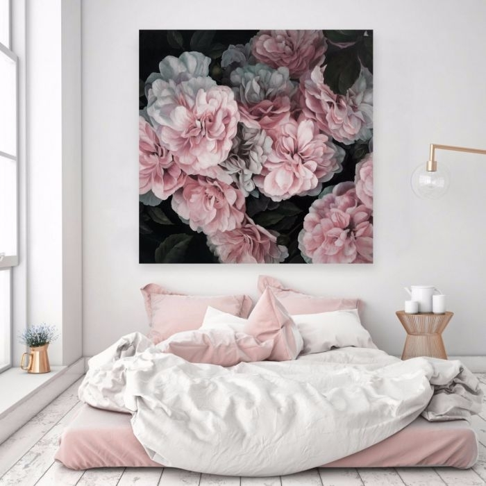 Featured Image of Pink Wall Art