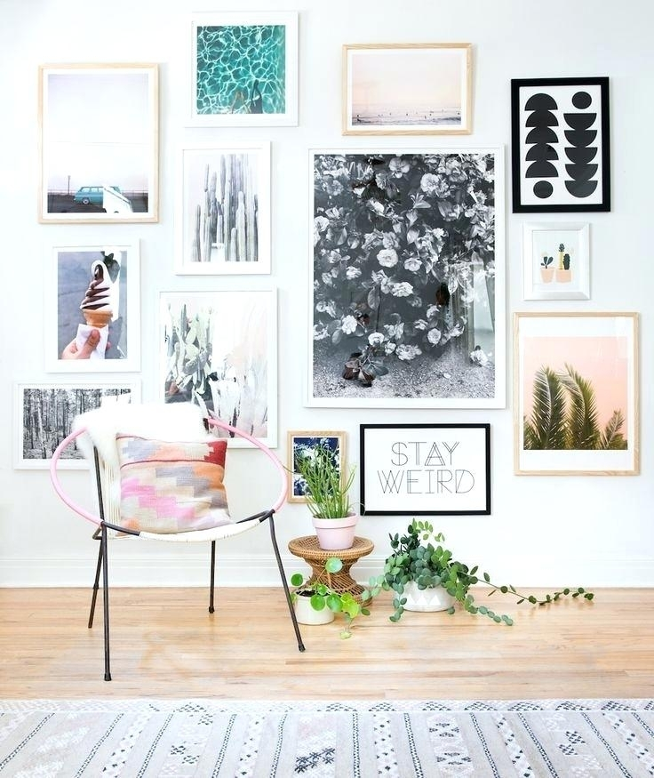Pinterest Pictures On Wall Best Bohemian Wall Art Ideas On Cute Art With Regard To Bohemian Wall Art (Image 8 of 10)
