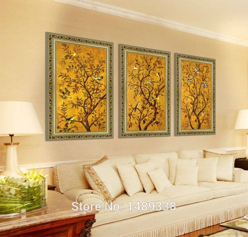Featured Image of Framed Wall Art For Living Room