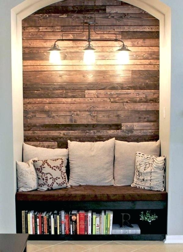 Planked Wall Art Awesome Plank Wall Art Decor Made From Wood Home Throughout Plank Wall Art (Photo 10 of 10)