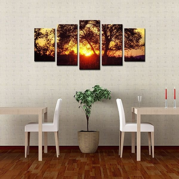 Popular Design For Modern Canvas Art Print Landscape Canvas Wall Art Inside Popular Wall Art (Image 8 of 10)