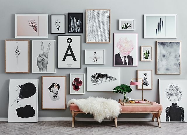 Poster Prints And Framed Art Too Spice Up Your Boring Walls Pertaining To Framed Wall Art (View 9 of 10)