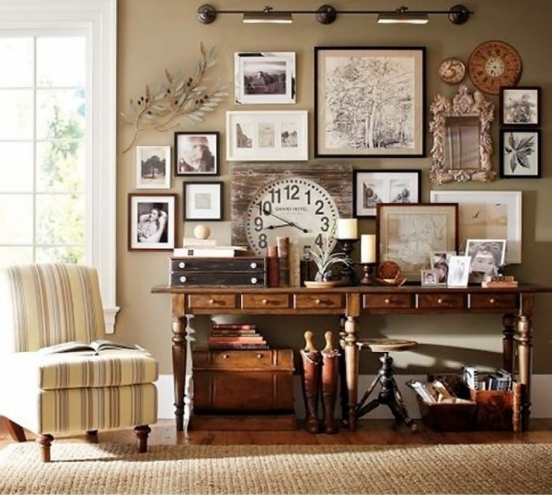Pottery Barn Wall Decor Ideas Popular Image Of Pottery Barn Wall Throughout Pottery Barn Wall Art (Image 9 of 10)
