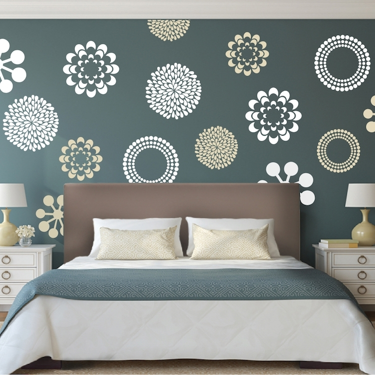 Prettifying Wall Decals – From Trendy Wall Designs With Wall Art Decals (Image 5 of 10)