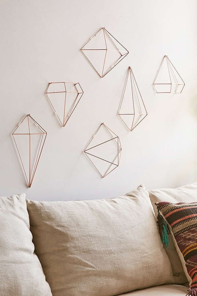 Prisma Wall Decor Set – Urban Outfitters | Wall Decor, Urban Within Urban Outfitters Wall Art (Photo 9 of 10)