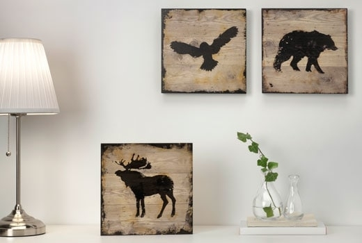 Ready To Hang – Canvas Wall Art, Framed Pictures & More – Ikea Throughout Ikea Wall Art (View 10 of 10)