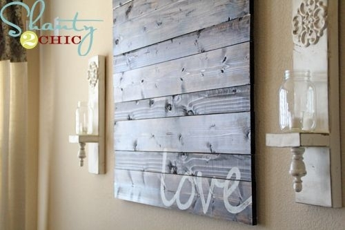 Reclaimed Wood Wall Art | Crafty | Pinterest | Wood Wall Art, Wood With Regard To Reclaimed Wood Wall Art (Image 2 of 10)