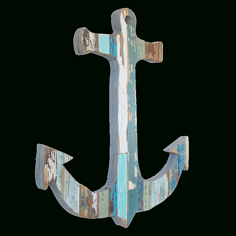 Recycled Anchor Wall Art In Anchor Wall Art (Photo 9 of 10)