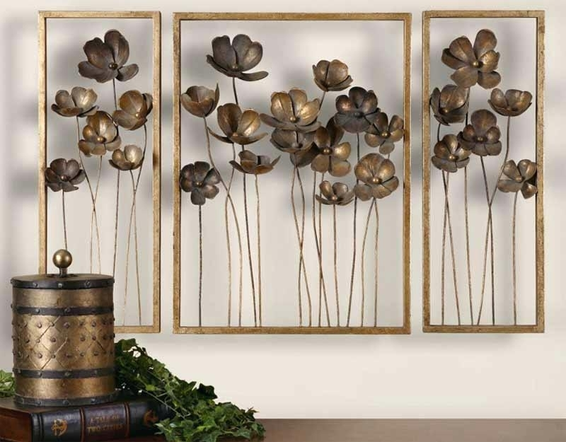 Rustic Metal Wall Art Rustic Wood And Metal Wall Decor Elegant Wall Within Rustic Metal Wall Art (View 7 of 10)