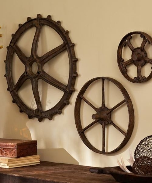 Rustic Metal Wall Decor For Enchanting Best 25 Rustic Wall Art Ideas Within Rustic Metal Wall Art (Photo 1 of 10)