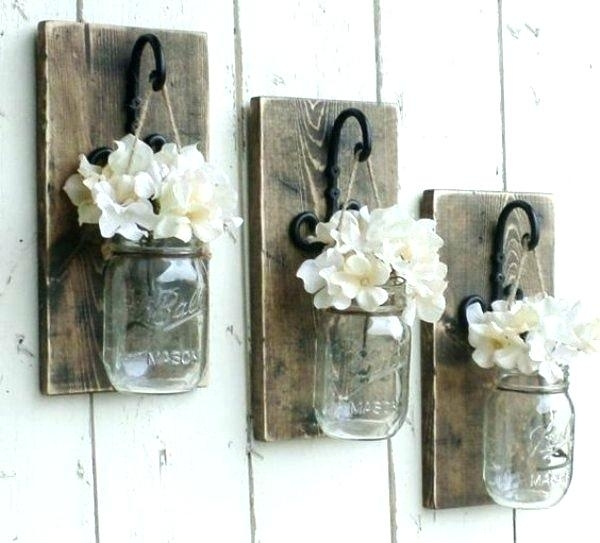 Rustic Wall Decor Ideas Rustic Wall Decor Ideas New Farmhouse Wall Intended For Rustic Wall Art (Image 9 of 10)