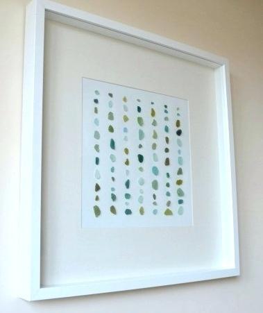 Sea Glass Wall Art Peaceful Inspiration Ideas Sea Glass Wall Art In For Sea Glass Wall Art (Image 8 of 10)