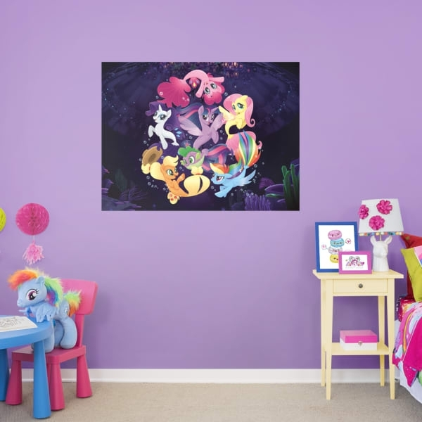 Featured Image of My Little Pony Wall Art