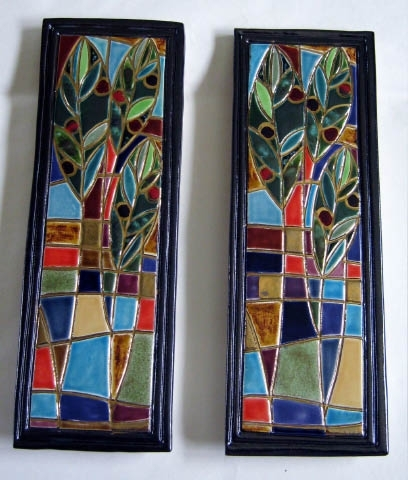Stained Glass Wall Art – Theboxtc Regarding Stained Glass Wall Art (Image 10 of 10)