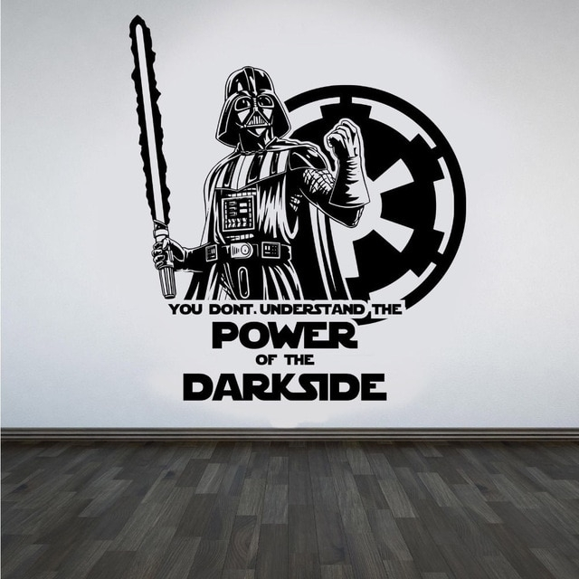 Featured Image of Darth Vader Wall Art