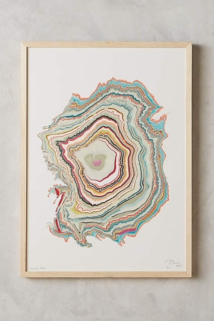 Super Cool Ideas Anthropologie Wall Art Best Interior Wood Rings With Regard To Anthropologie Wall Art (View 7 of 10)